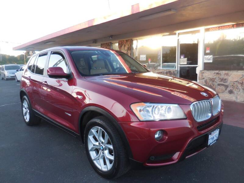 2014 BMW X3 for sale at Auto 4 Less in Fremont CA