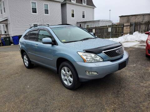 2009 Lexus RX 350 for sale at Fortier's Auto Sales & Svc in Fall River MA