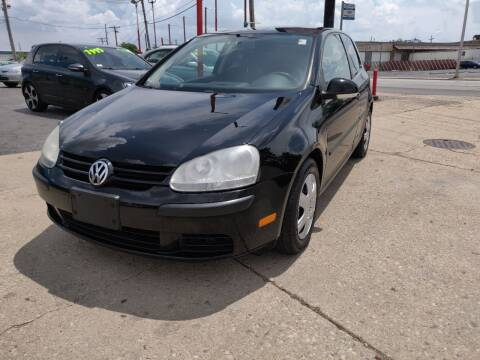 2007 Volkswagen Rabbit for sale at Nationwide Auto Group in Melrose Park IL