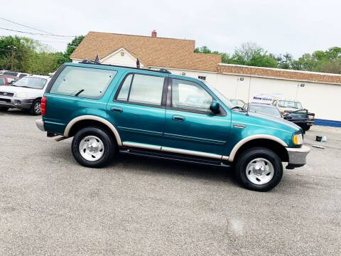 1997 Ford Expedition for sale at New Wave Auto of Vineland in Vineland NJ