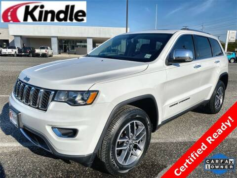 2018 Jeep Grand Cherokee for sale at Kindle Auto Plaza in Middle Township NJ