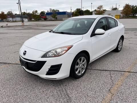 2010 Mazda MAZDA3 for sale at TKP Auto Sales in Eastlake OH