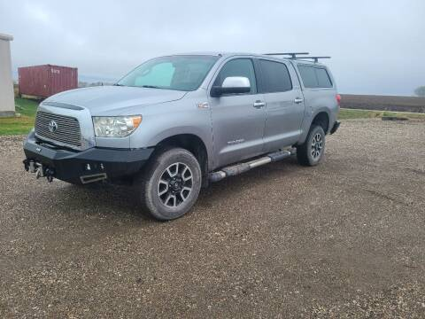 2008 Toyota Tundra for sale at BROTHERS AUTO SALES in Eagle Grove IA