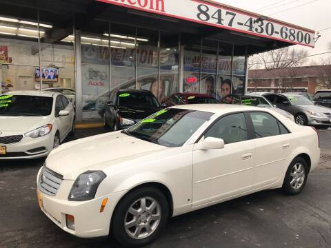 2007 Cadillac CTS for sale at EL SOL AUTO MART in Franklin Park IL