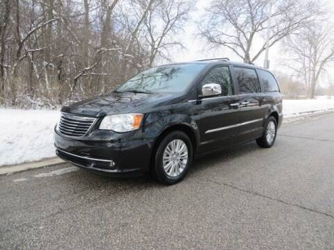 2013 Chrysler Town and Country for sale at EZ Motorcars in West Allis WI