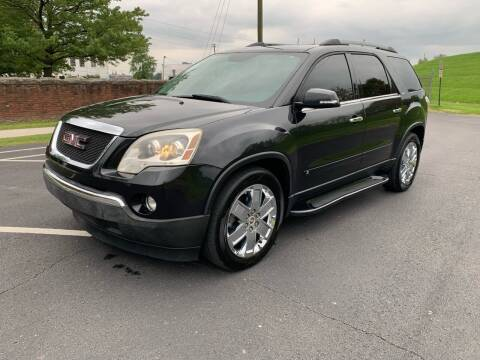 2010 GMC Acadia for sale at Eddie's Auto Sales in Jeffersonville IN