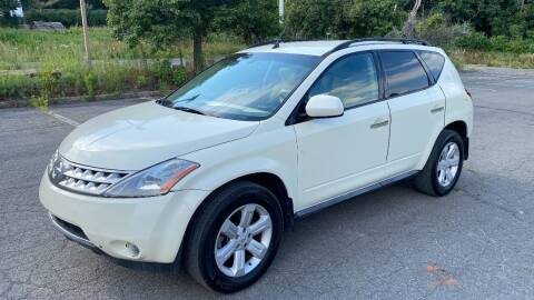 2006 Nissan Murano for sale at Mobility Solutions in Newburgh NY