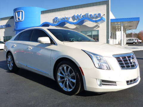 2013 Cadillac XTS for sale at RUSTY WALLACE HONDA in Knoxville TN