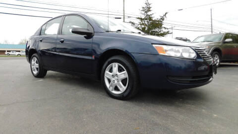 2007 Saturn Ion for sale at Action Automotive Service LLC in Hudson NY