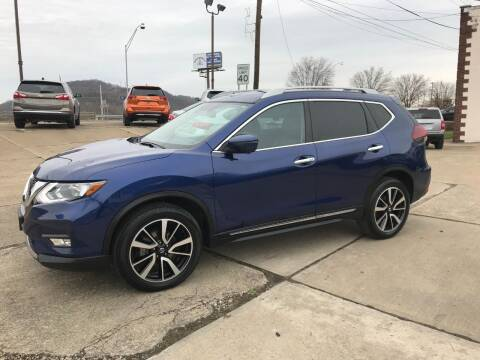 2020 Nissan Rogue for sale at DALE'S PREOWNED AUTO SALES INC in Moundsville WV
