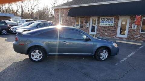 2007 Chevrolet Cobalt for sale at Auto Choice in Belton MO