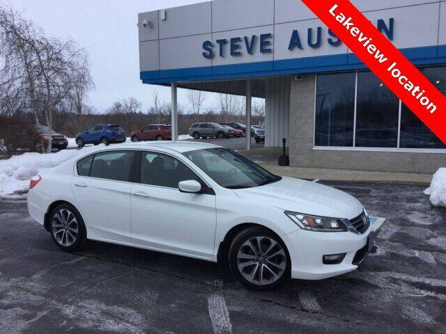 2014 Honda Accord for sale at Austins At The Lake in Lakeview OH