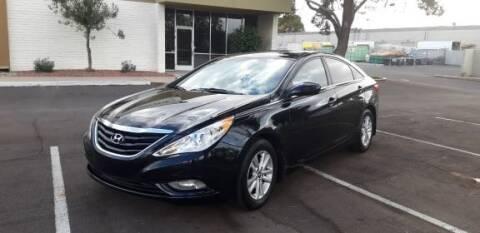 2013 Hyundai Sonata for sale at UR APPROVED AUTO SALES LLC in Tempe AZ