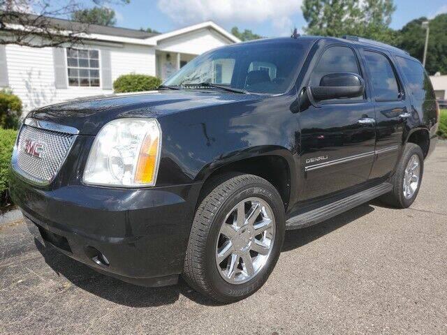2012 GMC Yukon for sale at Paramount Motors in Taylor MI