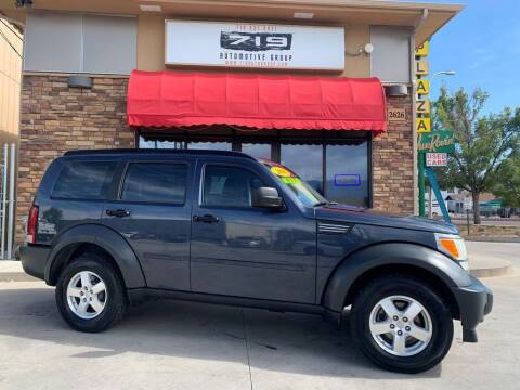 2008 Dodge Nitro for sale at 719 Automotive Group in Colorado Springs CO