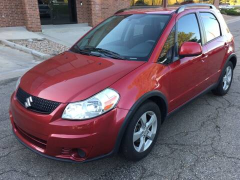 2012 Suzuki SX4 Crossover for sale at STATEWIDE AUTOMOTIVE LLC in Englewood CO