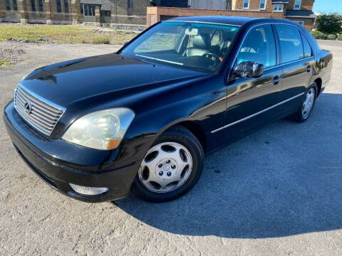 2001 Lexus LS 430 for sale at Your Car Source in Kenosha WI