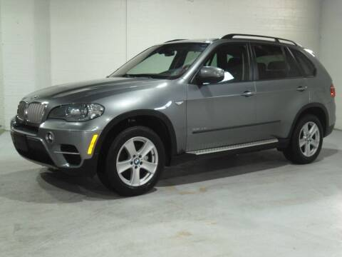 2012 BMW X5 for sale at Ohio Motor Cars in Parma OH