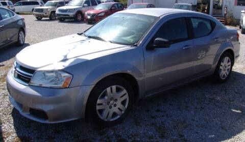 2014 Dodge Avenger for sale at Taylor Car Connection in Sedalia MO