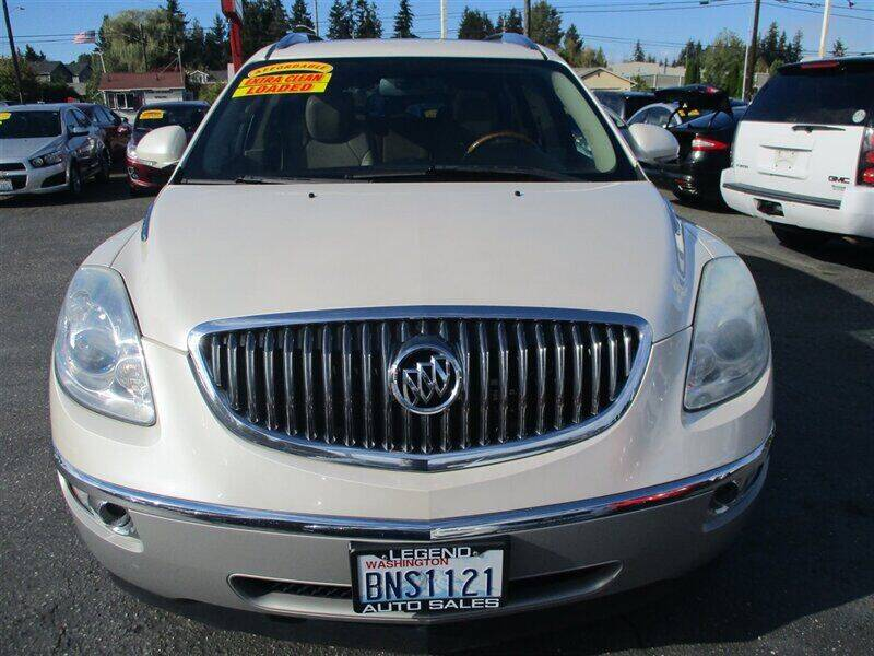 2011 Buick Enclave for sale at GMA Of Everett in Everett WA