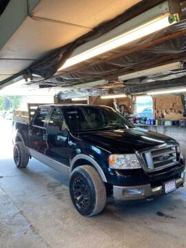 2005 Ford F-150 for sale at Lavictoire Auto Sales in West Rutland VT