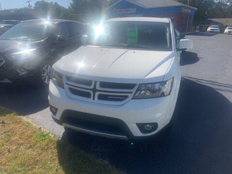 2019 Dodge Journey for sale at GENE AND TONYS DEMOTTE AUTO SALES in Demotte IN