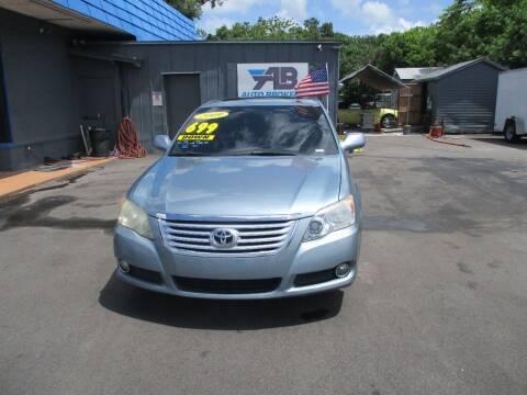 2008 Toyota Avalon for sale at AUTO BROKERS OF ORLANDO in Orlando FL