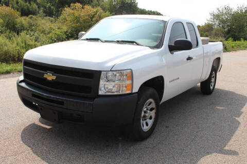 2011 Chevrolet Silverado 1500 for sale at Imotobank in Walpole MA