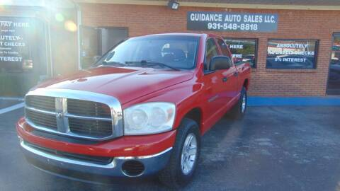2007 Dodge Ram Pickup 1500 for sale at Guidance Auto Sales LLC in Columbia TN