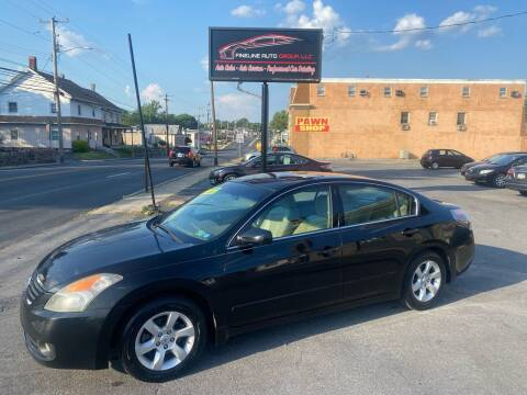 2009 Nissan Altima for sale at Fineline Auto Group LLC in Harrisburg PA
