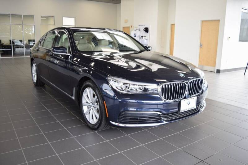 2019 BMW 7 Series for sale in Middletown, RI