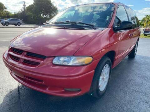 1997 Dodge Grand Caravan for sale at Classic Car Deals in Cadillac MI