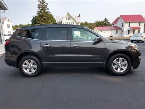 2014 Chevrolet Traverse for sale at VILLAGE SERVICE CENTER in Penns Creek PA