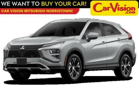 2022 Mitsubishi Eclipse Cross for sale at Car Vision Mitsubishi Norristown in Trooper PA
