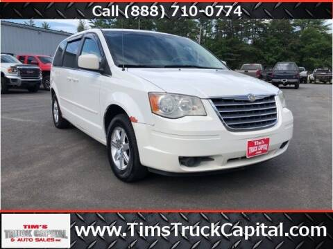2008 Chrysler Town and Country for sale at TTC AUTO OUTLET/TIM'S TRUCK CAPITAL & AUTO SALES INC ANNEX in Epsom NH
