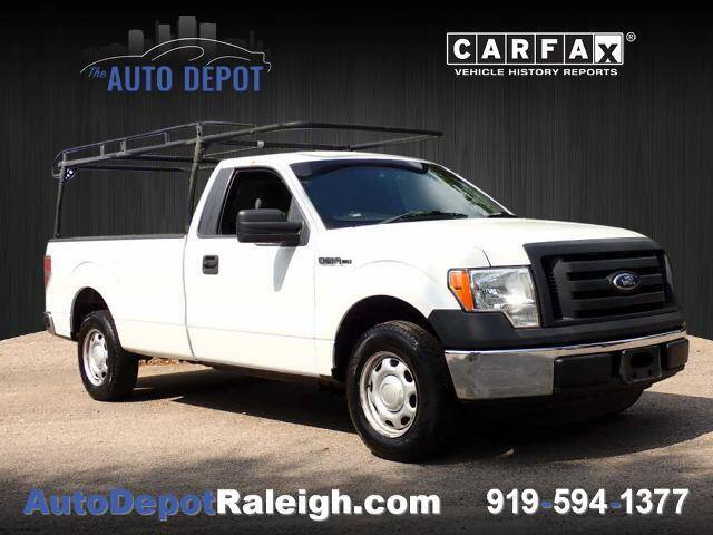 2011 Ford F-150 for sale at The Auto Depot in Raleigh NC
