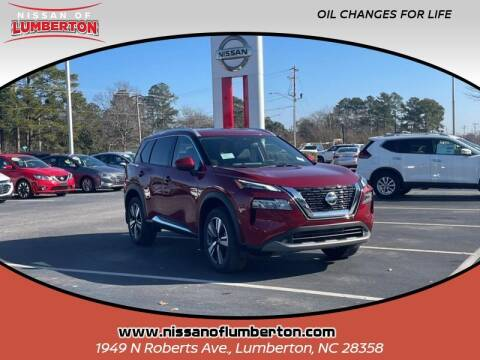 2021 Nissan Rogue for sale at Nissan of Lumberton in Lumberton NC