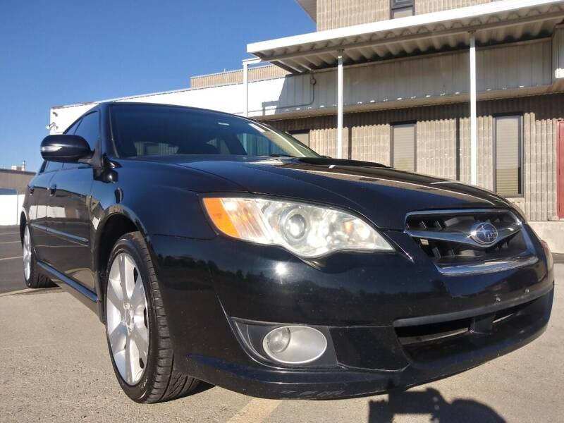 2008 Subaru Legacy for sale at AUTOMOTIVE SOLUTIONS in Salt Lake City UT