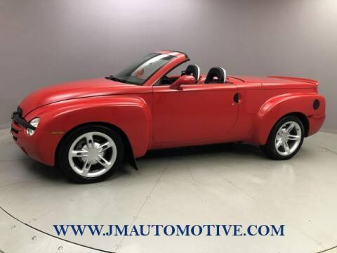 2004 Chevrolet SSR for sale at J & M Automotive in Naugatuck CT