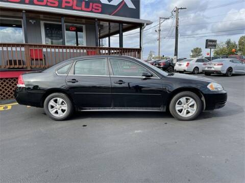 2014 Chevrolet Impala Limited for sale at Ralph Sells Cars at Maxx Autos Plus Tacoma in Tacoma WA