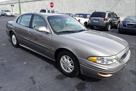 2004 Buick LeSabre for sale at DONNY MILLS AUTO SALES in Largo FL