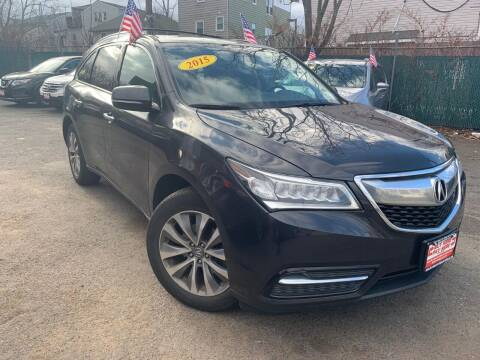 2015 Acura MDX for sale at Buy Here Pay Here Auto Sales in Newark NJ