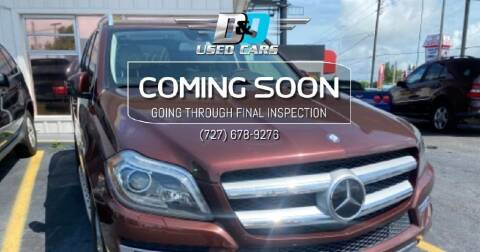 2015 Mercedes-Benz GL-Class for sale at D & D Used Cars in New Port Richey FL