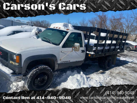 1997 GMC Sierra 3500 for sale at Carson's Cars in Milwaukee WI
