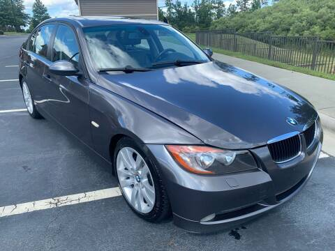 2006 BMW 3 Series for sale at LA 12 Motors in Durham NC