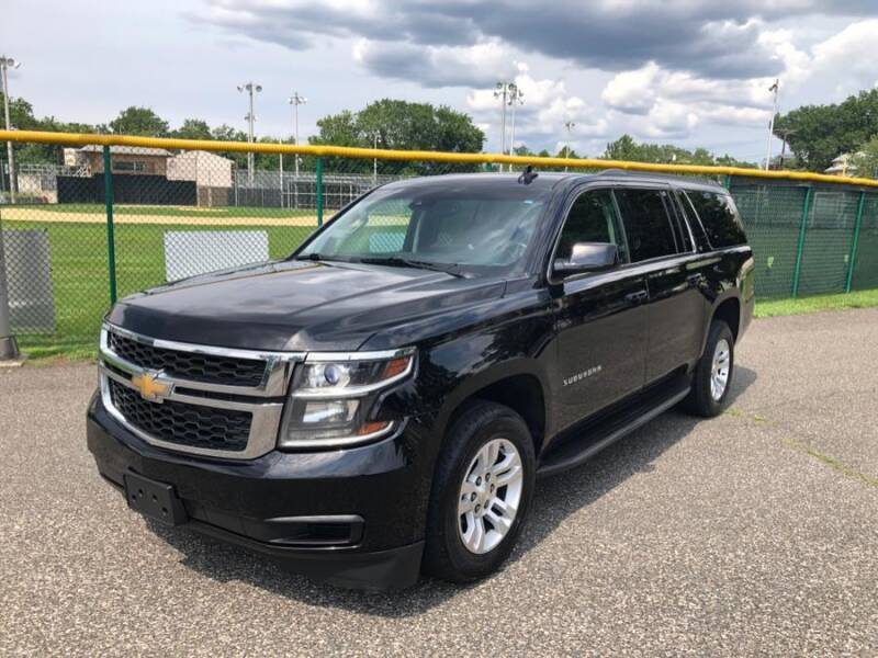 2016 Chevrolet Suburban for sale at Cars With Deals in Lyndhurst NJ