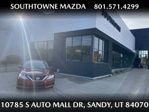 2016 Nissan Altima for sale at Southtowne Mazda of Sandy in Sandy UT