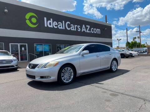 2006 Lexus GS 300 for sale at Ideal Cars Broadway in Mesa AZ