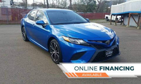2018 Toyota Camry for sale at City Center Cars and Trucks in Roseburg OR