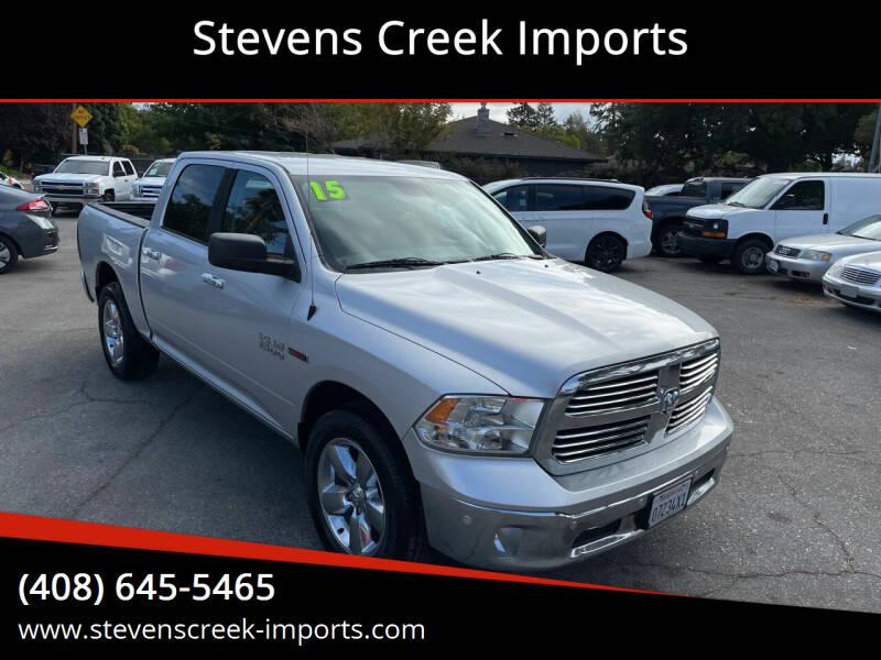2015 RAM Ram Pickup 1500 for sale at Stevens Creek Imports in San Jose CA